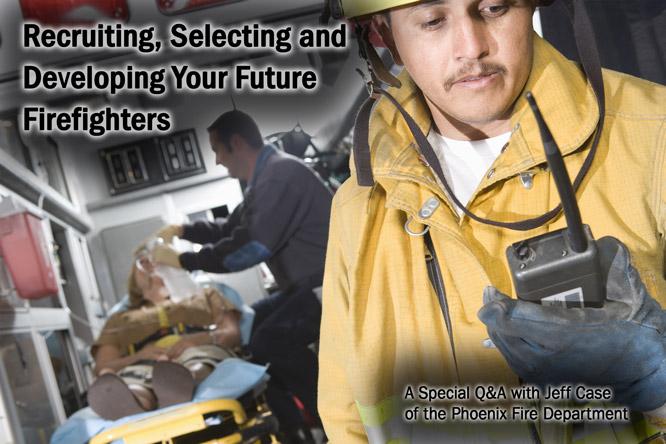 firefighter hiring process