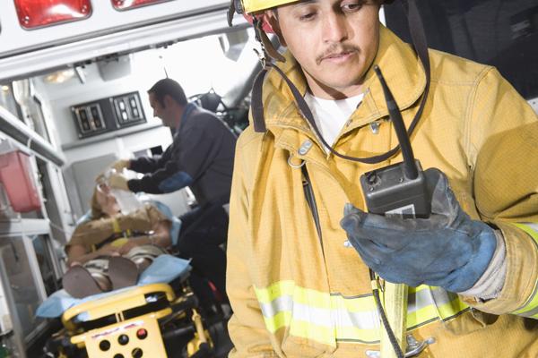 Fire Responder Radio Traffic Challenges