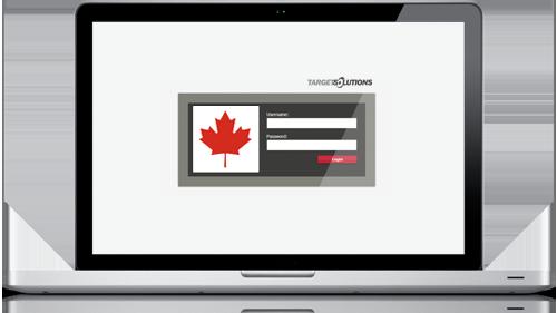 TargetSolutions Canada Login